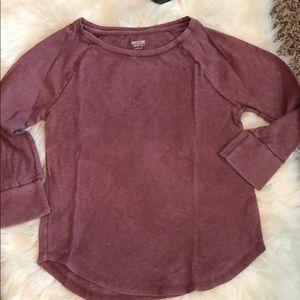 Mossimo supply Co long sleeve shirt